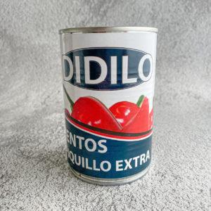 pimientos spanish paprika